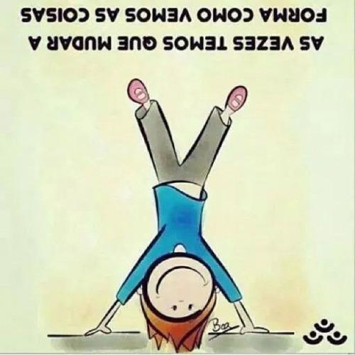 Flexibilize A Sua Atitude…