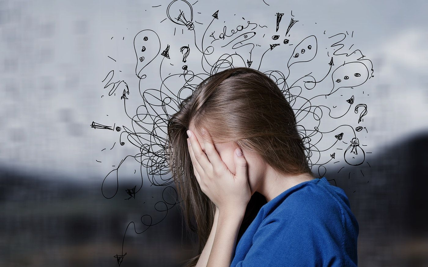 Ansiedade Generalizada: Sabe Identificar Os Sintomas?