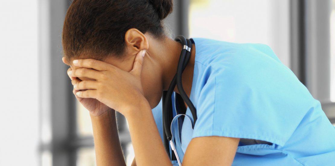 O Stress Nos Profissionais De Saúde